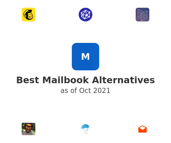 Best Mailbook Alternatives
