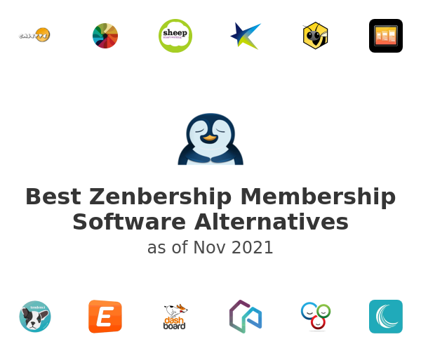 Best Zenbership Membership Software Alternatives