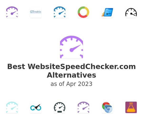 Best WebsiteSpeedChecker.com Alternatives