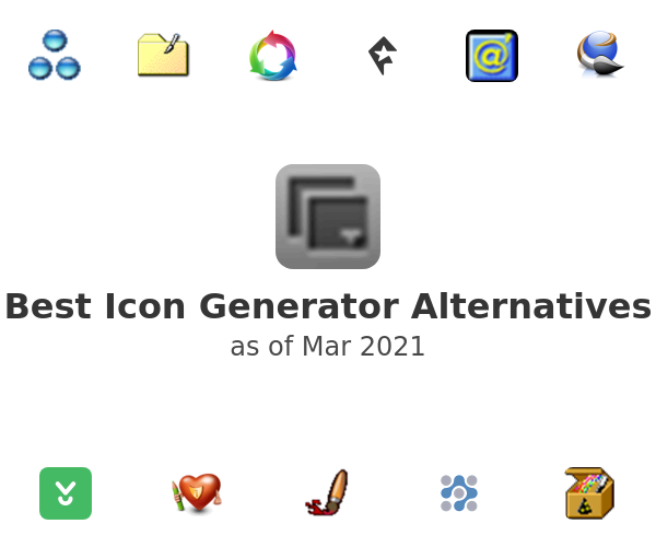 Best Icon Generator Alternatives