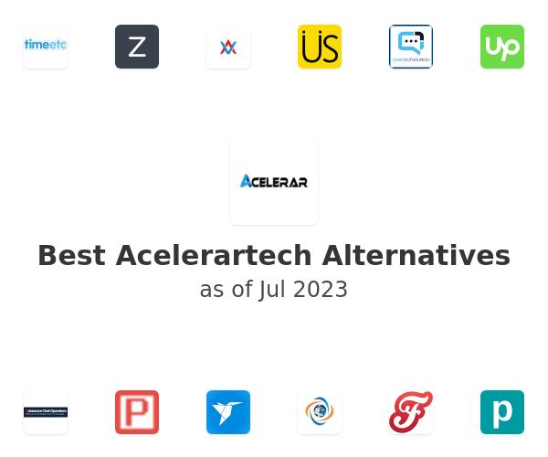 Best Acelerartech Alternatives