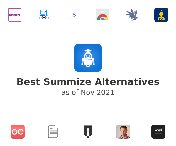 Best Summize Alternatives