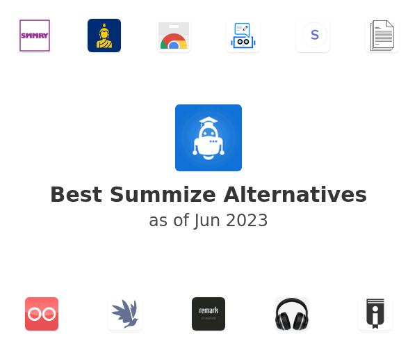 Best Summize Alternatives