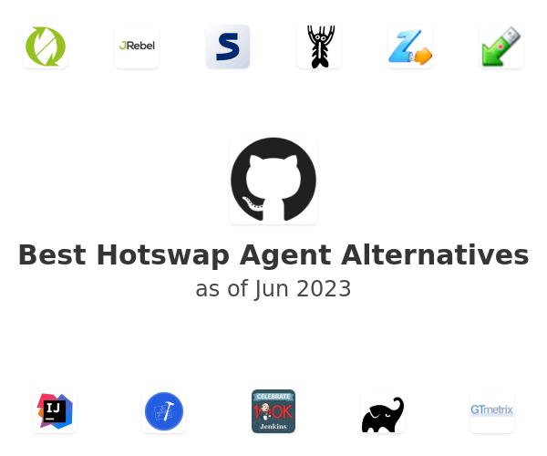 Best Hotswap Agent Alternatives