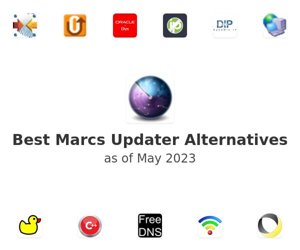 Best Marcs Updater Alternatives