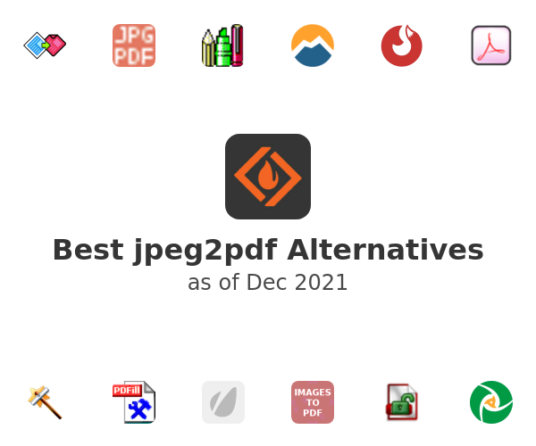 Best jpeg2pdf Alternatives