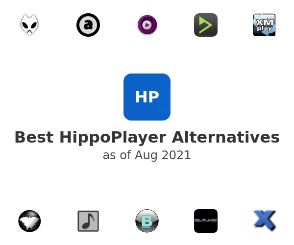 Best HippoPlayer Alternatives