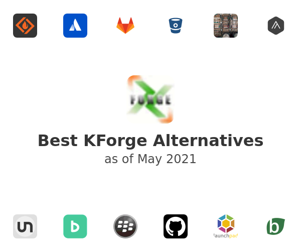 Best KForge Alternatives
