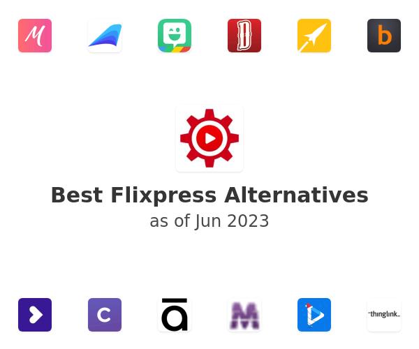 Best Flixpress Alternatives