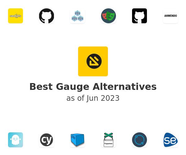 Best Gauge Alternatives