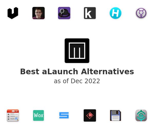 Best aLaunch Alternatives