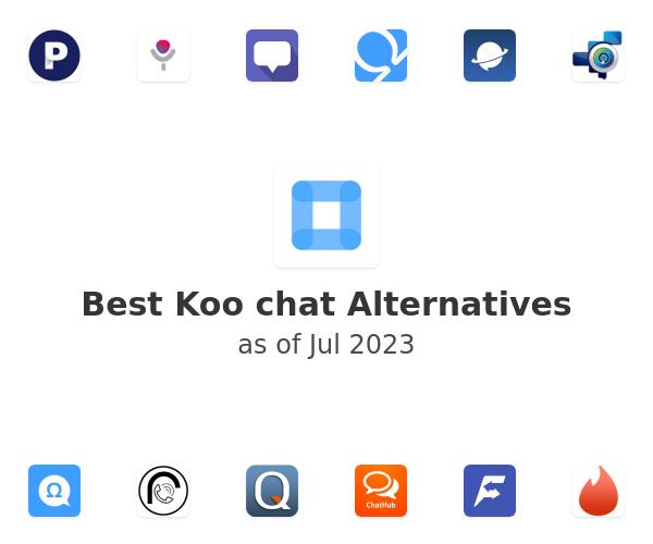 Best Koo chat Alternatives