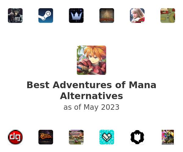 Best Adventures of Mana Alternatives