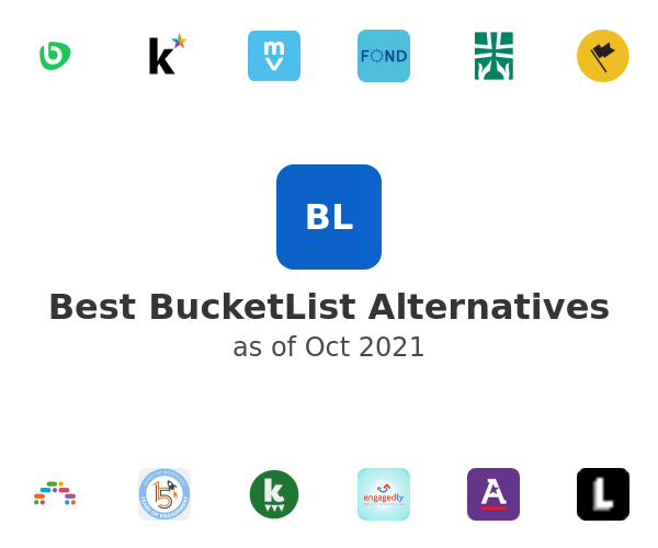 Best BucketList Alternatives
