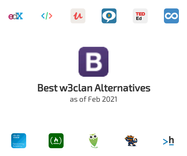 Best w3clan Alternatives