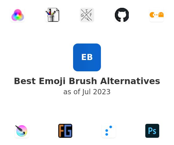 Best Emoji Brush Alternatives