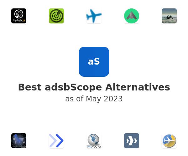 Best adsbScope Alternatives