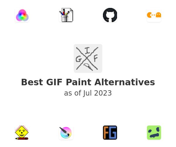Best GIF Paint Alternatives