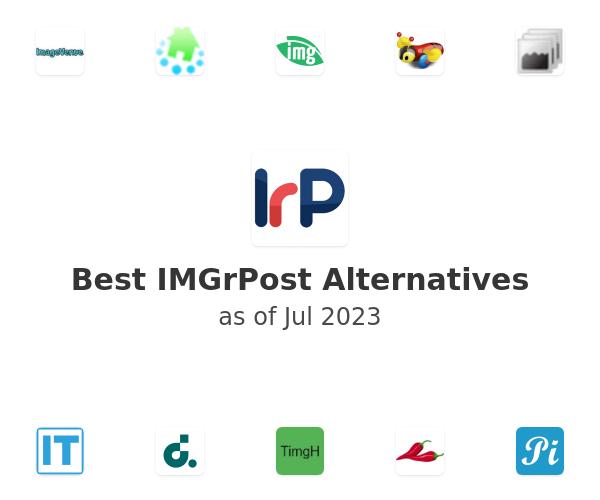 Best IMGrPost Alternatives