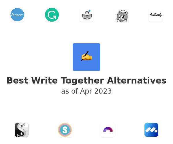 Best Write Together Alternatives