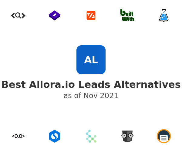 Best Allora.io Leads Alternatives