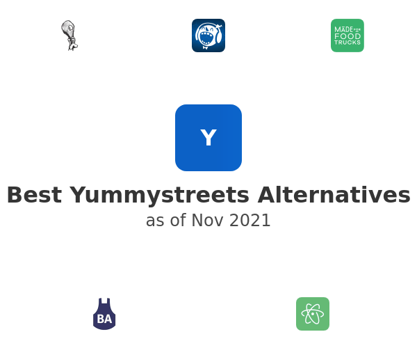 Best Yummystreets Alternatives