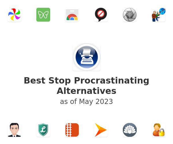 Best Stop Procrastinating Alternatives
