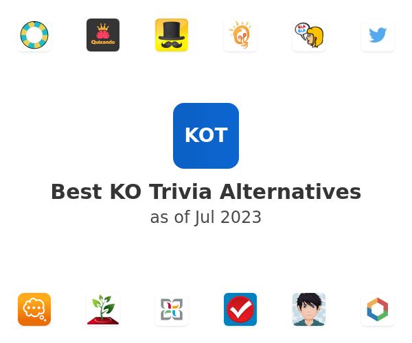 Best KO Trivia Alternatives