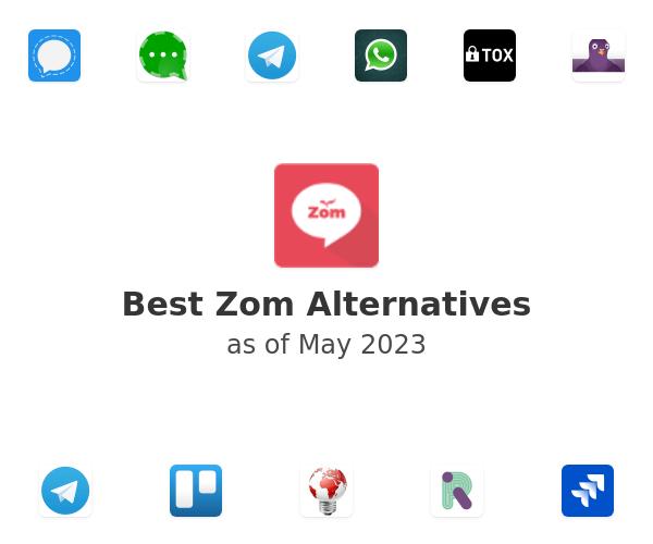 Best Zom Alternatives