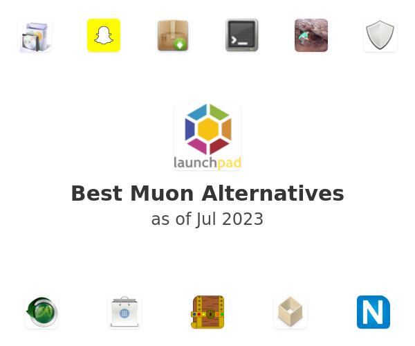 Best Muon Alternatives