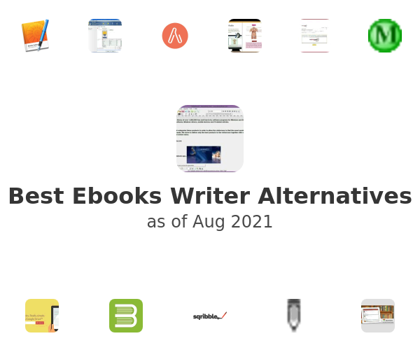 Best Ebooks Writer Alternatives