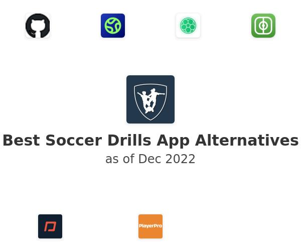 Best Soccer Drills App Alternatives