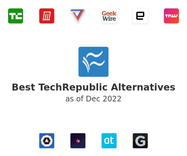Best TechRepublic Alternatives