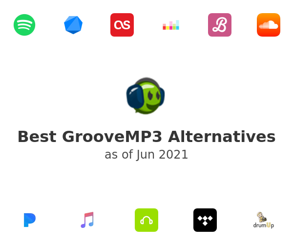 Best GrooveMP3 Alternatives
