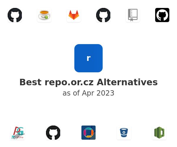 Best repo.or.cz Alternatives