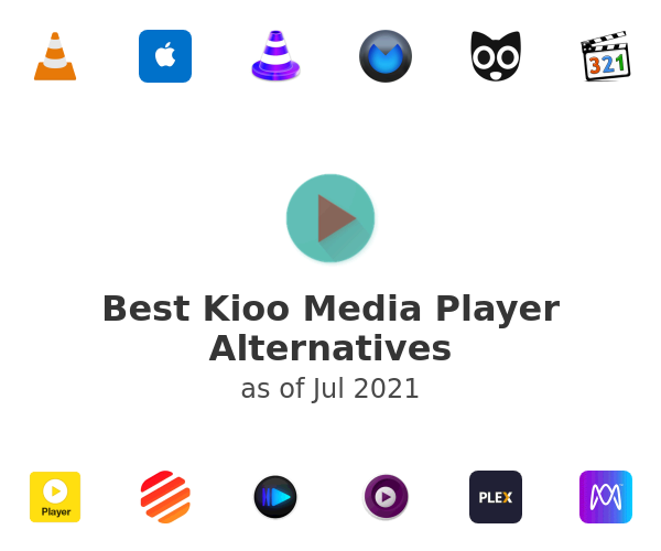 Best Kioo Media Player Alternatives