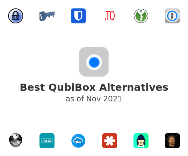 Best QubiBox Alternatives