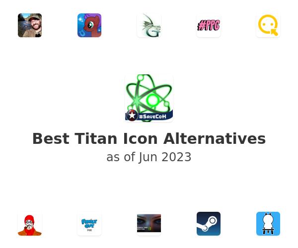 Best Titan Icon Alternatives