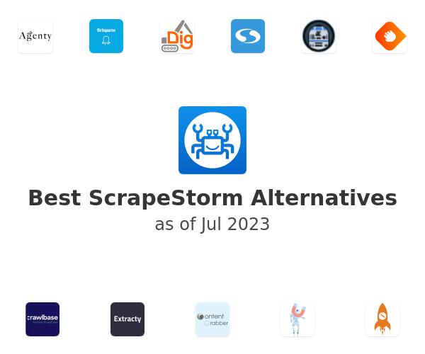 Best ScrapeStorm Alternatives