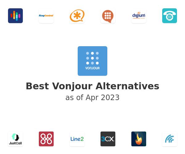 Best Vonjour Alternatives