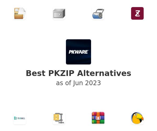 Best PKZIP Alternatives