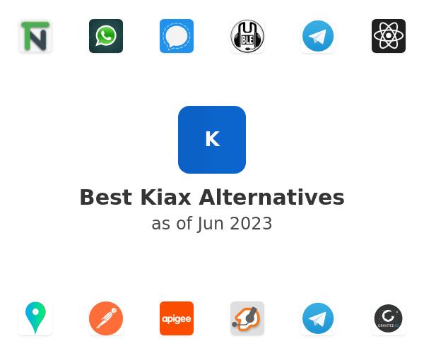 Best Kiax Alternatives