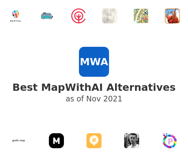 Best MapWithAI Alternatives