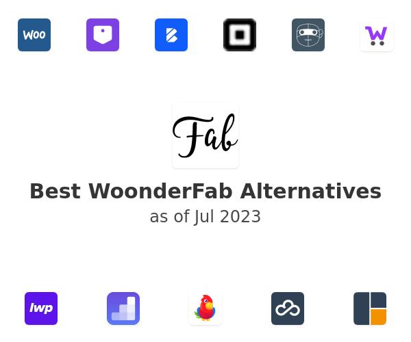 Best WoonderFab Alternatives