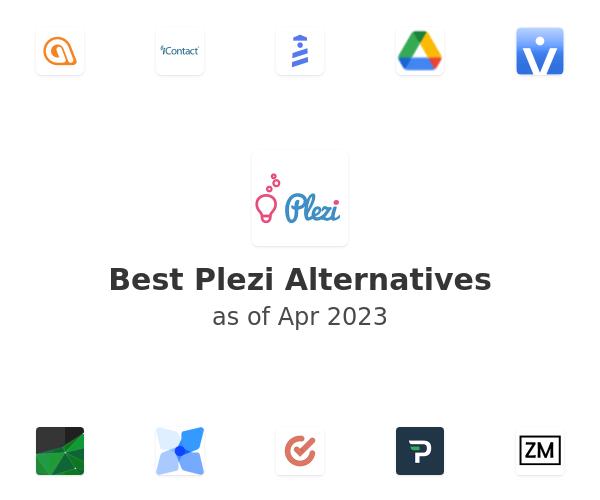 Best Plezi Alternatives