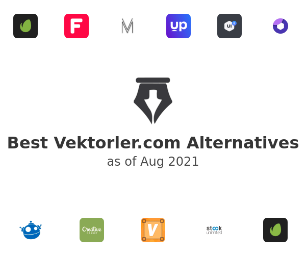 Best Vektorler.com Alternatives