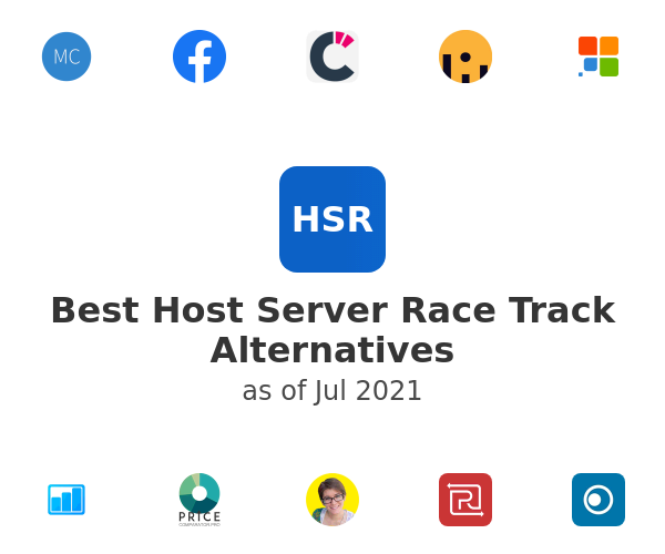 Best Host Server Race Track Alternatives