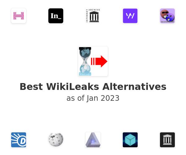 Best WikiLeaks Alternatives