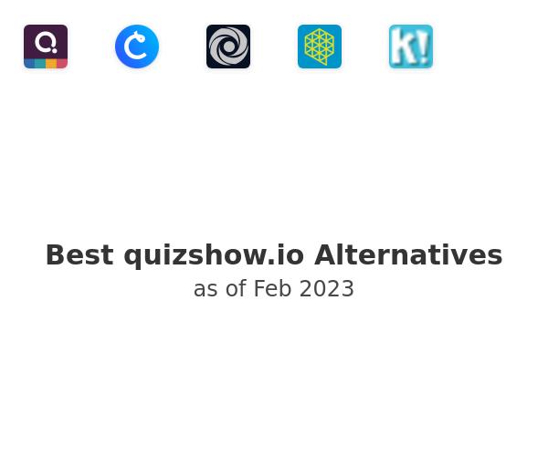 Best quizshow.io Alternatives