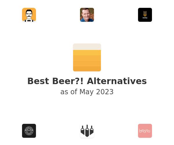 Best Beer?! Alternatives